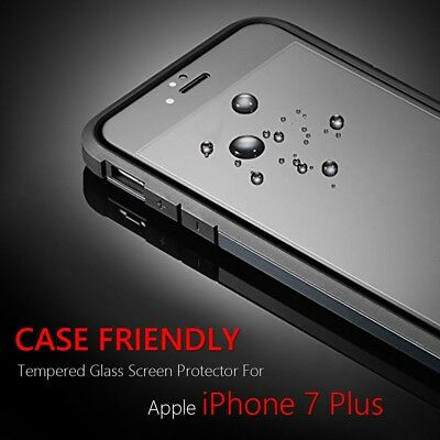 "Case Friendly Tempered Glass Screen Protector For Apple iPhone 7 Plus (5.5"")"