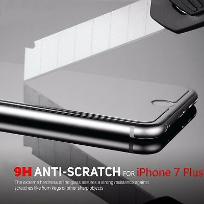"9H Hardness Tempered Glass Screen Protector For Apple iPhone 7 Plus (5.5"")"