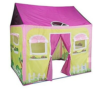 Pacific Play Tents Kids Cottage Play House Tent  for Indoor / Outdoor Fun!