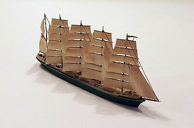 RSM-Spinnaker 1006 German Five-Masted Barque Rickmers 1/1250 Scale Model Ship