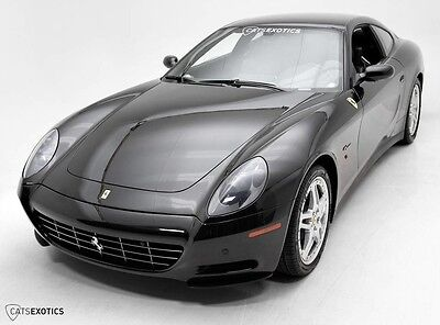 2007 Ferrari 612 Scaglietti 1 Owner - Low Miles - Bose Sound - Parking Sensors - Navigation - Fender Shields