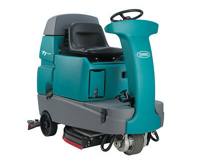 Tennant T7 Ride on Floor Scrubber (only 2 Hours)