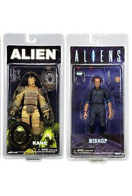 "ALIENS - 7"" Series 3 Custom Assortment Action Figures (2) by NECA #NEW"