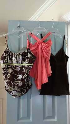 Junior's Women's Huge Clothing Lot of 33 Summer Shirts Tops Size SMALL