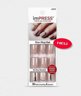 Broadway imPRESS Nails ACCENT KIT SO UNEXPECTED Künstliche Fingernägel Press-On