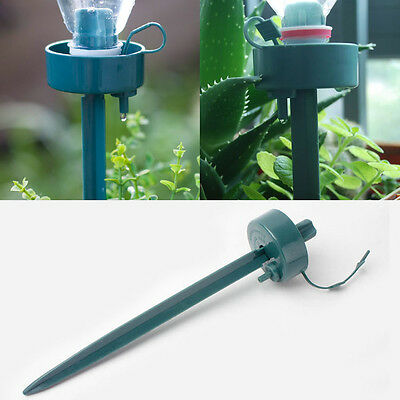 4PCS Self Watering Device Automatic Garden Sprinklers Waterer House plant