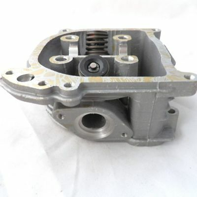 Performance Cylinder Head w/ 64mm Valve Length GY6 50cc 139QMB Scooter 50mm EGR