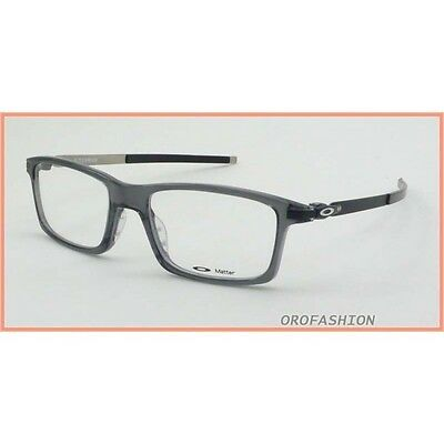Occhiali da vista OAKLEY PITCHMAN 8050-06 53 Grey Smoke
