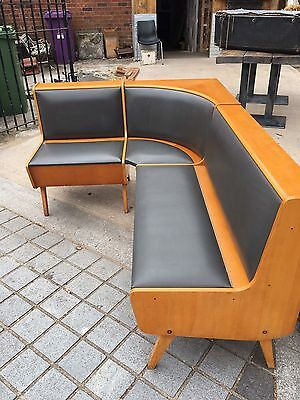 1970s Retro Corner Seating