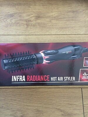 Vidal Sassoon Infra Radiance Hot Air Styler