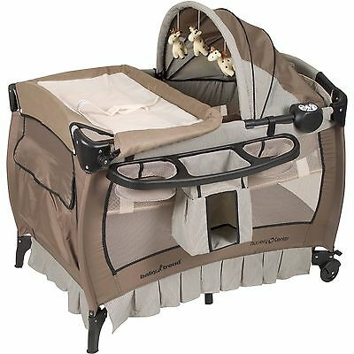 Baby Nursery Bassinet Infant Crib Portable Cradle Newborn Sleeper Bed New