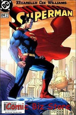 Superman #204 (2004) Dc Comics