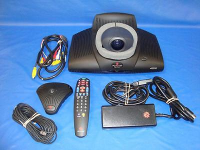 Polycom 2201-28900-081 ViewStation PVS-14XX Conference Camera NTSC 512K