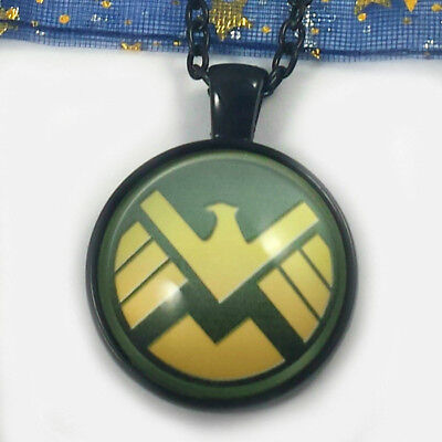 Marvel Comics Agents of SHIELD Necklace