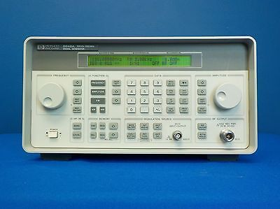 Agilent 8648A Synthesized RF Signal Generator, 100 kHz to 1000 MHz