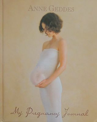 Anne Geddes My Pregnancy Journal Record Keepsake Memories Brand NEW Ex Very Rare