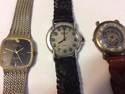 Lot Of Three Vintage Watches