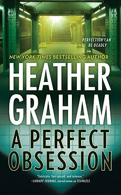 A PERFECT OBSESSION unabridged audio book on CD by HEATHER GRAHAM - Brand New!