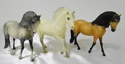 Breyer Classic Andalusian Set-1 Stallion and 2 Mares