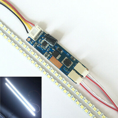 """540mm LED Adjustable Strip Update Kit Backlight Lamps For LCD Monitor Cut to 24"""""""
