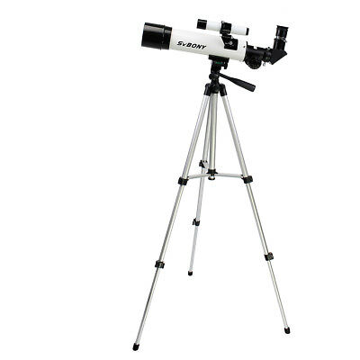 Astronomical Refractor Telescope+Phone Mount Adapter Kids Toy US Free Shipping