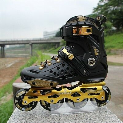 Adults Men Women's Inline Skates Shoes Roller Skating Shoes Patines Free Style