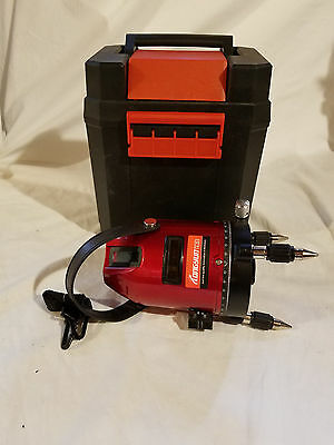 Professional Red Automatic Self Leveling 5 Line 6 Point 4V1H Laser Level