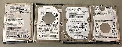 2.5 laptop hdd Sata Working Tested