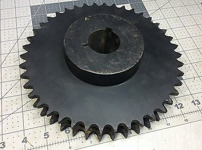"Martin D50B42 Sprocket 50-2 For 5/8"" Pitch ANSI Chain 42 Teeth #62875"
