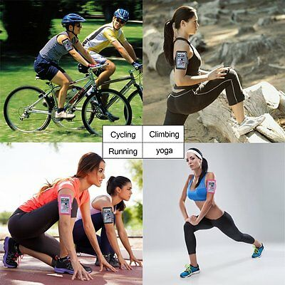 Sports Running Jogging Gym Armband Arm Band Case Cover Holder For iPhone 6 7plus