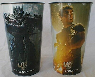 Transformers: Age of Extinction Theater Exclusive 44 oz Plastic Cup