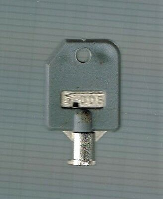 KEY T-005(GREY for 1800 Candy Vending Machine 1-800