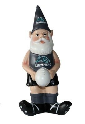 Penrith Panthers NRL Garden Gnome with White Ball 2017