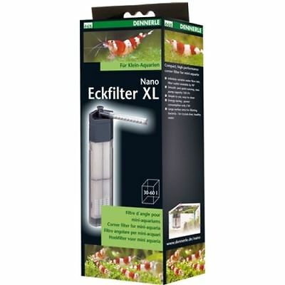 Dennerle Nano Corner Filter XL 30-60L Small Fish and Shrimp