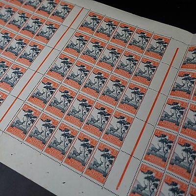 FEUILLE SHEET NOUVELLE CALÉDONIE FRANCE COLONIE TAXE N°145 x28 1928 NEUF ** MNH