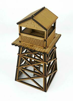 Watchtower Laser-Cut 2mm MDF da WWG - Wargames, Warlord, Outpost, Battleboard