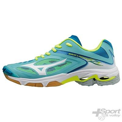 SCARPA VOLLEY MIZUNO Wave Lightning Z3 Low Donna V1GC170004 - EUR 79 ... 541190a4072