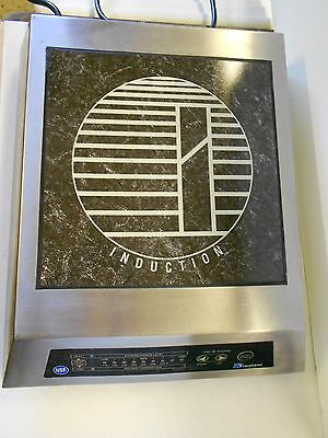 IWANTANI US-5000 w Commercial INDUCTION Cooktop Used Works Great!