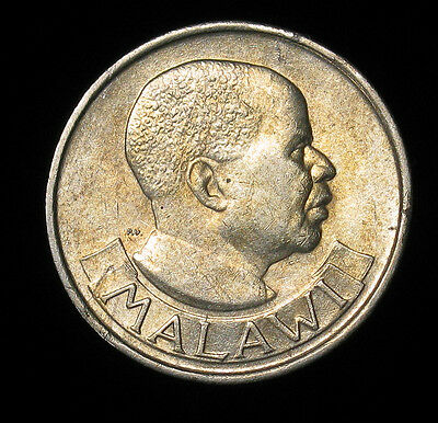 1964 Malawi Shilling Uncirculated