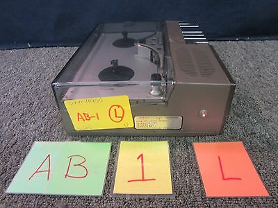 Uher Hifi Report Recorder Monitor Reel To 2 Reel 4400 Germany Works #l