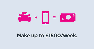 LYFT Driver Referral Bonus $1200+ Sign Up To Drive Uber Today. Code: KAMIL0302