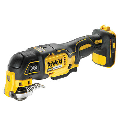 DeWalt DCS355N XR Brushless Oscillating Multitool 18 Volt 18V DCS355 Bare Unit