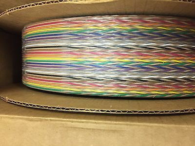 SPECTRA-STRIP PLANAR CABLE 28 AWG 455-248-50 REEL of 100ft