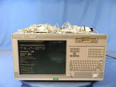 Agilent 16702A Logic Analyzer 30 Day Warranty