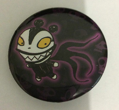 NIGHTMARE BEFORE CHRISTMAS 1.5-inch BADGE Button Pin NEW OFFICIAL MERCHANDISE
