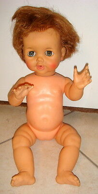"Vintage Ideal 18"" Betsy Wetsy Doll 1968 Ideal Doll"