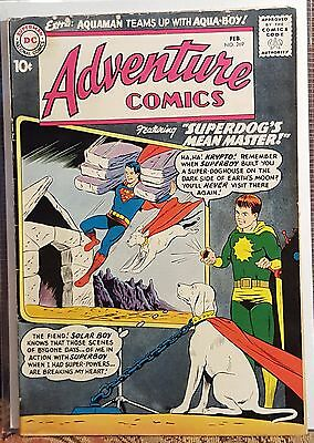Adventure Comics 269 - Intro Aqualad