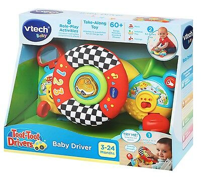 New Vtech Baby Toot Toot Drivers Baby Driver 192503