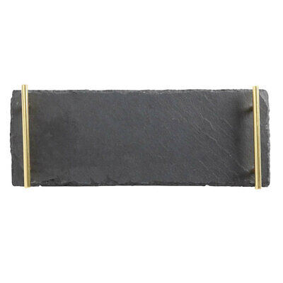 Maxwell & Williams Mezze Slate Serving Tray 40cm/Cheese Platter/Food/Snack