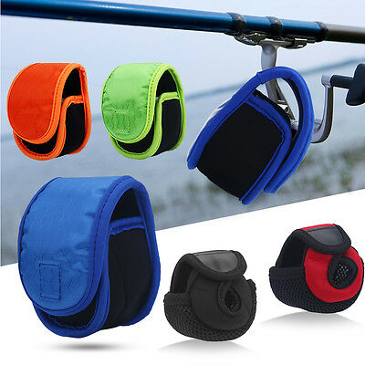 Spinning Wheel Pouch Baitcasting Reel Fishing Reel Bag Protective Case Cover